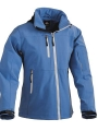dames_padded_softshell_blauw