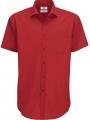 overhemd_korte_mouw_rood