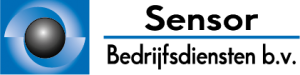 Logo blauw SENSOR [Omgezet]