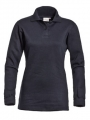dames_polosweater_donkerblauw