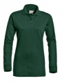 dames_polosweater_groen